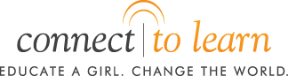 Connect to Learn - Educate a girl. Change the world.